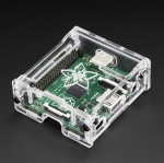 Enclosure for Raspberry Pi Model A+ (Adafruit)