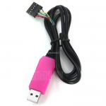 PL2303HXD USB to UART (TTL / RS232) Cable (6-Pin)