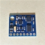 HW-579 9-Axis IMU Sensor Module (ITG3200/ITG3205 + ADXL345 + HMC5883L) + Free Pin Header