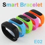 นาฬิกาโทรศัพท์ Smart Bracelet E02 Phone Watch ลดเหลือ 640 บาท ปกติ 1920 บาท