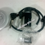 (CBR 150 i) สวิทช์กุญแจชุดใหญ่ พร้อมฝาถังน้ำมัน Honda CBR 150 i แท้