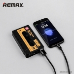 power bank remax 10000 mAh TAPE สีดำ