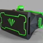 3D VR Glasses (Black Hard Case)