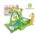 เพลยิมสวนสัตว์ Baby Gift Rainforest Playgym