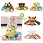 ตุ๊กตา Skip Hop เสริมพัฒนาการ Skip Hop Hug & Hide Activity Toys