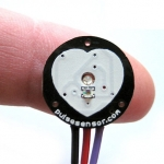 Pulse Sensor Amped (วัดชีพจร)
