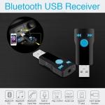 ตัวรับสัญญาณบลูทูธ Bluetooth USB Receiver BC-07 ลดเหลือ 259 บาท ปกติ 560 บาท