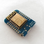 WeMos D1 Mini + Free Pin Headers
