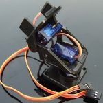 Pan and Tilt Camera Mount for FPV Systems (MG90 SG90 MG90S)