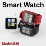 นาฬิกาโทรศัพท์ Smart Watch U80 Phone Watch ลดเหลือ 590 บาท ปกติ 2,490 บาท