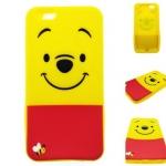 เคสไอโฟน6/6S เคส ซิลิโคน หมีพู