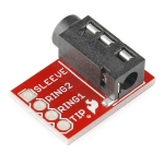 TRRS 3.5mm Jack Breakout (แท้จาก SparkFun)