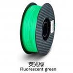 PLA Filament 1.75 mm. 1 kg. สีเขียวอ่อน
