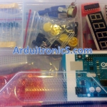 Arduino UNO R3 (แท้ Made in Italy) + Starter Kit 3