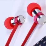 หูฟัง remax สมอลทอร์ค RM-565i สีแดง