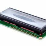 5V 16x2 Character LCD 1602 (Blue Screen / Backlight) + แถม Pin Header