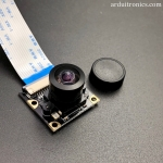 Raspberry Pi Wide-Angle Fish Eye Camera Module with Cable