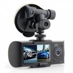 กล้องติดรถยนต์ R300 HD DVR ไม่มี GPS ราคา 1,040 บาท ปกติ 2,700 บาท