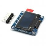 "OLED Display Module 0.96"" 128X64 (White Color) - SPI Interface"
