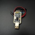 USB to TTL Module (UART CH340G RS232 Update Port UFS-HWK STC Downloader Programmer)