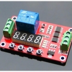 รีเลย์หน่วงเวลา FRM Relay Module (Multi-function Relay Module) 1 - 4 Channel