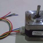 Stepping Motor แรงบิด 0.42 N.m - 1.7A (17HS4401)