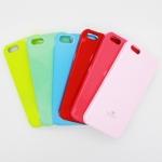 เคส iPhone 5/5s JELLY GOOSPERY ลดเหลือ 110 บาท ปกติ 290 บาท