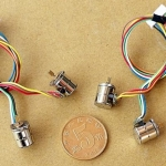 Micro Stepping Motor - 8mm