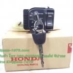 (PCX 150 2015) ชุดสวิทช์กุญแจ Honda PCX 150 ปี 2015 (รุ่นไฟหน้า Led) แท้
