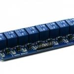 8 Channel Relay 5V 10A (Optocoupler) รีเลย์ 8 ช่อง (Relay รุ่น SRD-05VDC-SL-C)