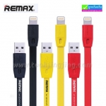 สายชาร์จ iPhone 5 Remax Full Speed Series RM-001i ราคา 72 บาท ปกติ 200 บาท