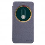 "nillkinแท้ เคสฝาพับเซนโฟน2 5.5""(ZE551ML) รุ่น Sparkle Leather Case สีดำ"