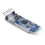 HM-10 transparent serial port Bluetooth 4.0 module
