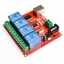 4 Channel 12V USB Relay Board Module Controller (USB Controlled Module) thumbnail 1