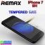 ฟิล์มกระจก iPhone 7 Remax tempered glass ราคา 155 บาท ปกติ 350 บาท ความแข็ง 9H thumbnail 1