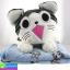 ตุ๊กตา หมอนผ้าห่ม CAT&DOG ลดเหลือ 450-470 บาท ปกติ 1,410 บาท thumbnail 4