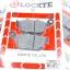 (CBR 250) ผ้าดิสค์เบรคหลัง Locte สำหรับ รถจักรยานยนต์รุ่น CBR 250 thumbnail 4