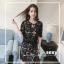 เสื้อผ้าแฟชั่นเกาหลี set 2 ชิ้น เสื้อและกระโปรงสวยมากๆ ครับ thumbnail 1