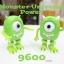 Monster University Power Bank แบตสำรอง มอนสเตอร์ 9600 mAh thumbnail 1