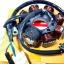(Honda) ชุดฟินคอล์ย Honda Wave 100 (สตาร์ทเท้า) แท้ thumbnail 1