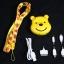 แบตสำรอง หมีพูห์ Power Bank Pooh 5800 mAh thumbnail 3
