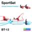 หูฟัง บลูทูธ Sportset BT-12 Athlete Buletooth Headset ราคา 270 บาท ปกติ 675 บาท thumbnail 1