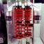 (Wave 110 i) โช้คอัพหลังคู่ YSS รุ่น G-ZA สำหรับ Honda Wave 110 i สี ดำ-แดง thumbnail 4