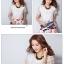 แฟชั่นเกาหลี set 2 ชิ้น เสื้อและกระโปรงสวยมากๆ thumbnail 10