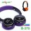 หูฟัง บลูทูธ Zealot B-370 Digital Headphone ลดเหลือ 410 บาท ปกติ 1,030 บาท thumbnail 1