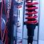 (CBR 250)โช้คอัพหลังเดี่ยว YSS รุ่น DTG (ไฮบริด) สำหรับ Honda CBR 250 R สี ดำ/แดง thumbnail 2