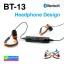 หูฟัง บลูทูธ BT-13 Headphone Design ราคา 260 บาท ปกติ 650 บาท thumbnail 1