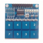 8-Way Switch Capacitive Touch Module