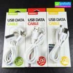 สายชาร์จ Micro USB REMAX USB Data Cable RM-209 แท้ 100%