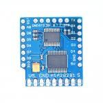 WeMos D1 Mini I2C Dual Motor Drive Shield (TB6612FNG V1.0)